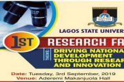 LASU RESEARCH FAIR