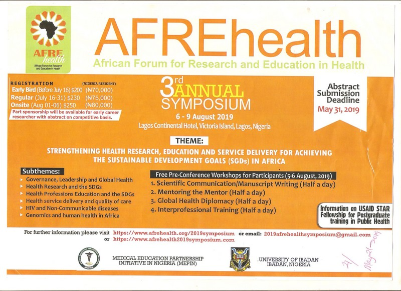Afrehealth